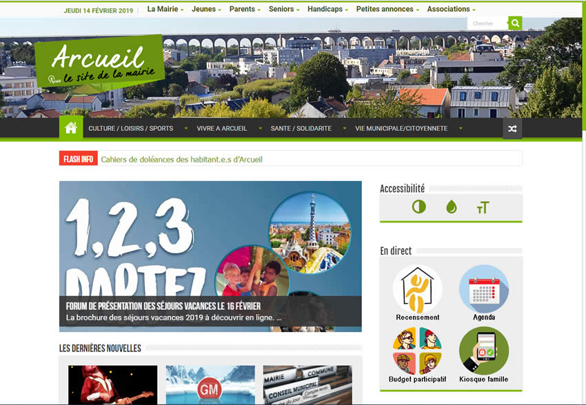 Visuel page accueil arcueil.fr